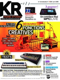 Keyboard Recording Home-Studio – avril 2018