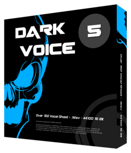 Giga Loops Dark Voice Vol.5