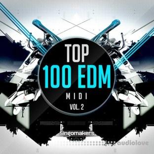 Singomakers Top 100 EDM Midi Vol.2