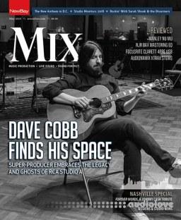 Mix Magazine - May 2018