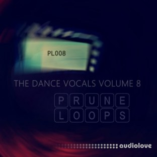 Prune Loops The Dance Vocals Vol.8