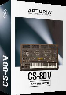 Arturia CS-80 V3