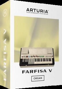 Arturia Farfisa V