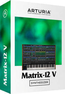 Arturia Matrix-12 V2