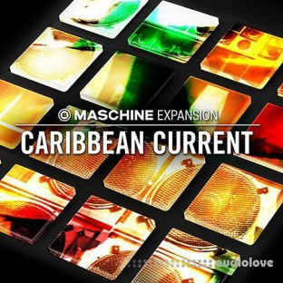 Native Instruments Maschine Expansion Carribean Current