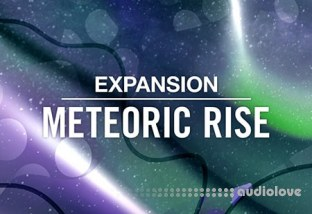 Native Instruments Maschine Expansion METEORIC RISE