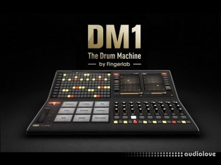 DM1 The Drum Machine v3.2 MacOSX