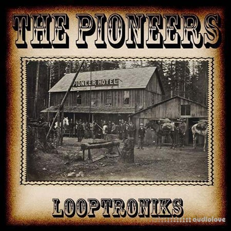 Looptroniks The Pioneers WAV MiDi