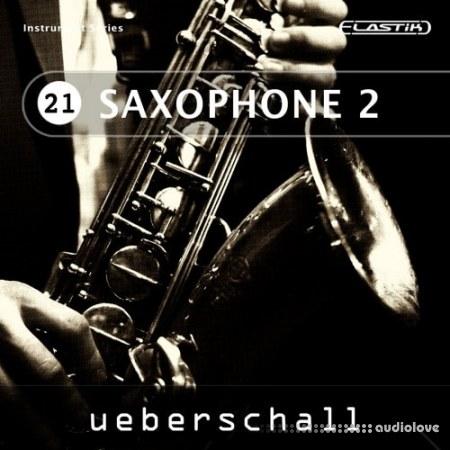 Ueberschall Saxophone 2 Elastik