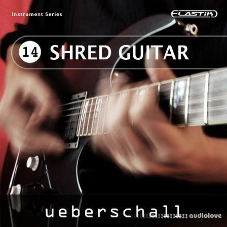 Ueberschall Shred Guitar Elastik