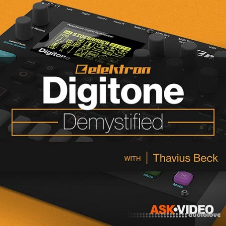 Ask Video Elektron 107 Digitone Demystified TUTORiAL