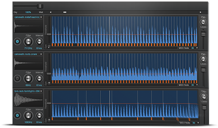BandLab Cakewalk Drum Replacer v1.2.0.14 WiN