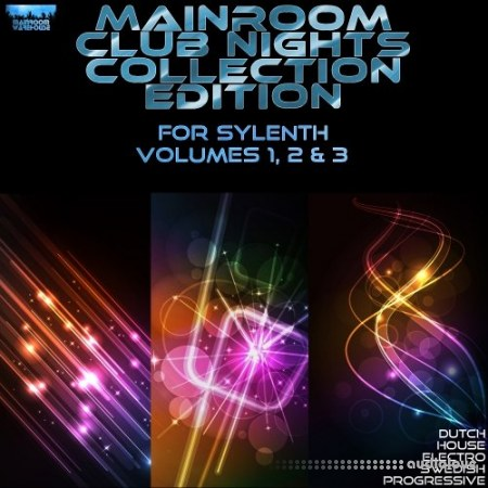 Mainroom Warehouse Mainroom Club Nights Collection Edition Volumes 1-2-3 Synth Presets