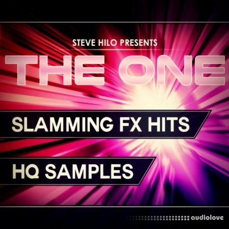 THE ONE Slamming FX Hits WAV MiDi Synth Presets