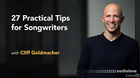 Lynda 27 Practical Tips for Songwriters TUTORiAL
