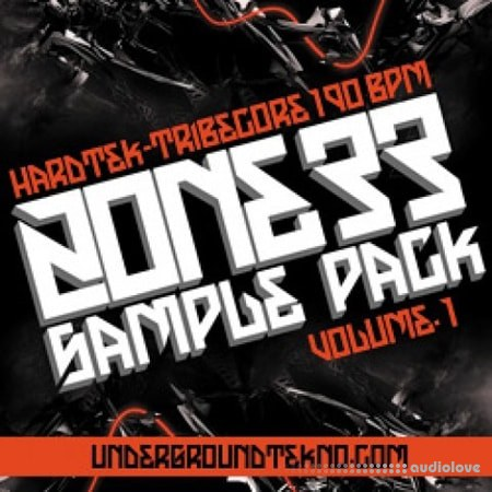 Undergroundtekno Zone 33 Sample Pack Vol.1 WAV