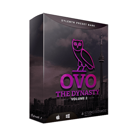 Studio Sounds OVO The Dynasty Vol.2 Synth Presets