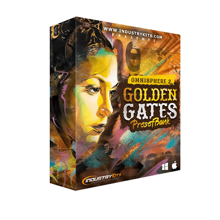 Industry Kits Golden Gates Synth Presets