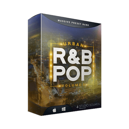 Studio Sounds Urban RnB and Pop Vol.1 Synth Presets