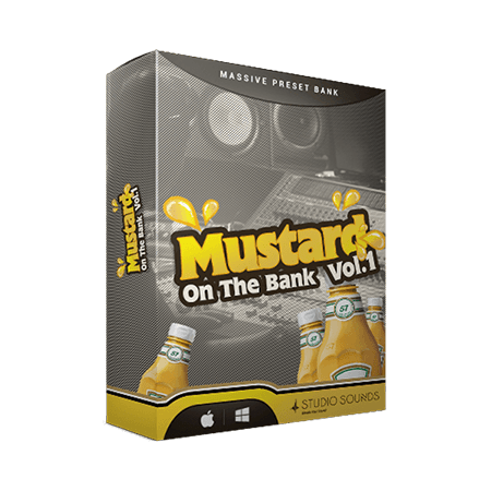 Studio Sounds Mustard On The Bank Vol.1 Synth Presets