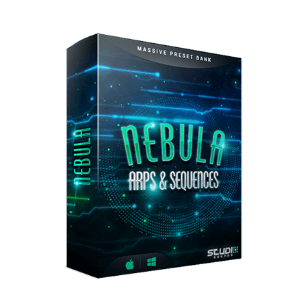 Studio Sounds Nebula Arps and Sequences Synth Presets