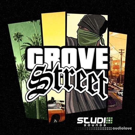Studio Sounds Grove Street Synth Presets