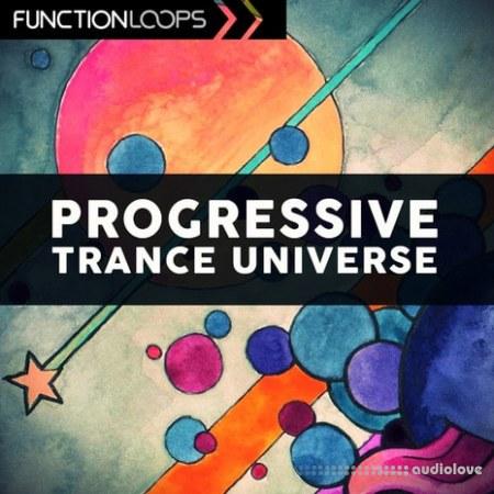 Function Loops Progressive Trance Universe WAV MiDi