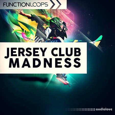 Function Loops Jersey Club Madness WAV MiDi Synth Presets