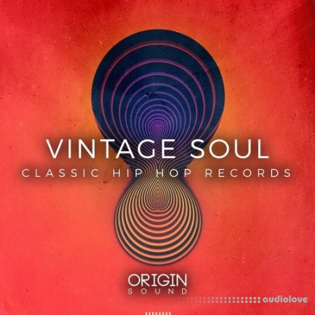 Origin Sound Vintage Soul Classic Hip Hop Records WAV MiDi