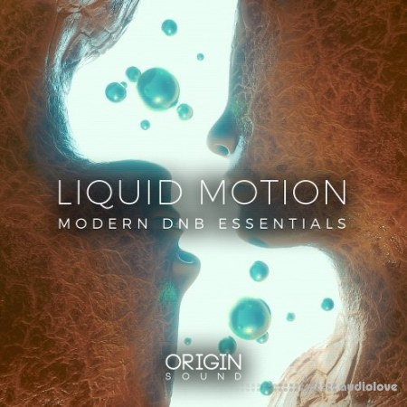 Origin Sound Liquid Motion Modern DNB Essentials WAV MiDi