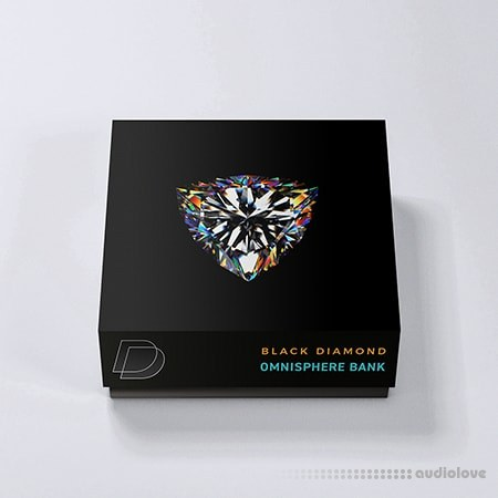 DrumVault Black Diamond Synth Presets