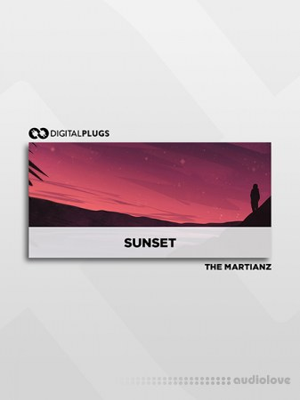 The Martianz Sunset Synth Presets