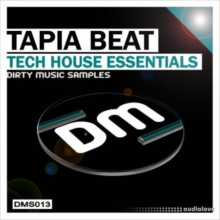 Dirty Music Tapia Beat Tech House Essentials WAV