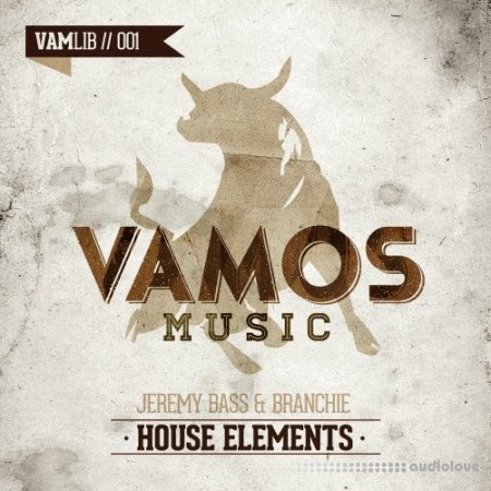 Vamos Music Jeremy Bass and Branchie House Elements WAV