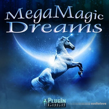 PlugInGuru MegaMagic Dreams Synth Presets