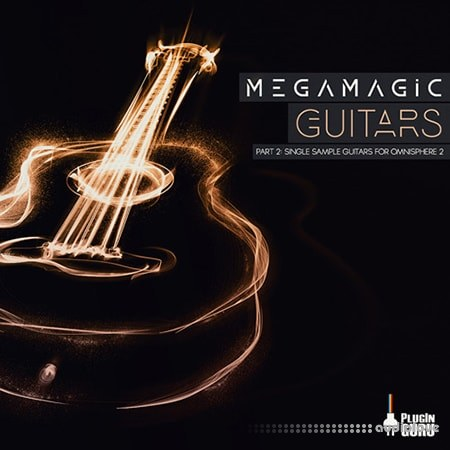 PlugInGuru MegaMagic Guitars Part 2 Synth Presets