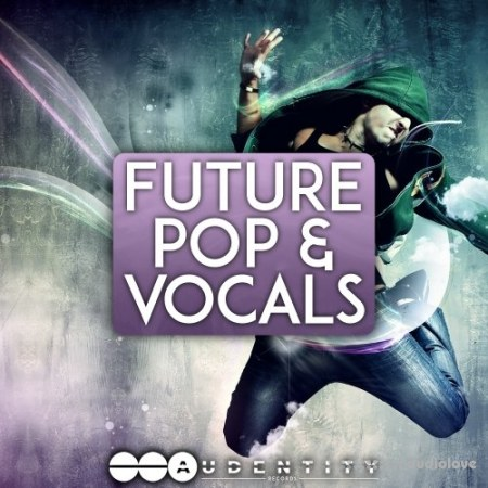 Audentity Records Future Pop And Vocals WAV MiDi Synth Presets