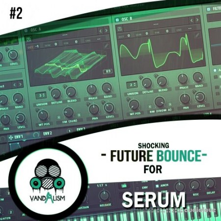 Vandalism Shocking Future Bounce 2 Synth Presets