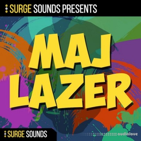 Surge Sounds MAJ LAZER II WAV MiDi Synth Presets
