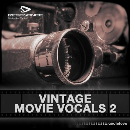 Resonance Sound Vintage Movie Vocals 2 MULTiFORMAT