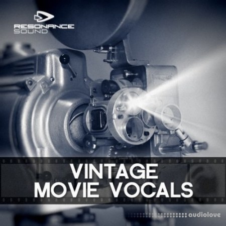 Resonance Sound Vintage Movie Vocals MULTiFORMAT