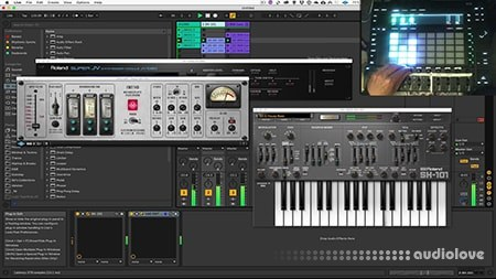 Roland Cloud Audio Plugins MacOSX