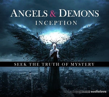 VH2 Music Angels and Demons Inception WAV AiFF