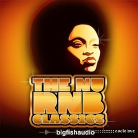 Big Fish Audio The Nu RnB Classics WAV REX AiFF