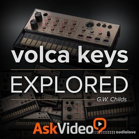 Ask Video volca 102 volca keys Explored TUTORiAL