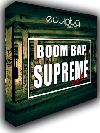 Ecliptiq Audio Boom Bap Supreme Vol.1 WAV