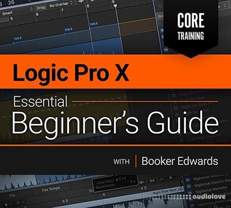 Ask Video LOGIC PRO X 101 Essential Beginners Guide TUTORiAL
