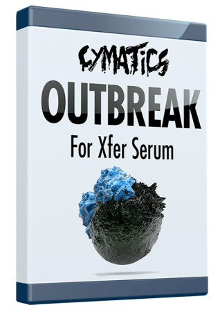 Cymatics Outbreak for XFER Serum Synth Presets DAW Templates