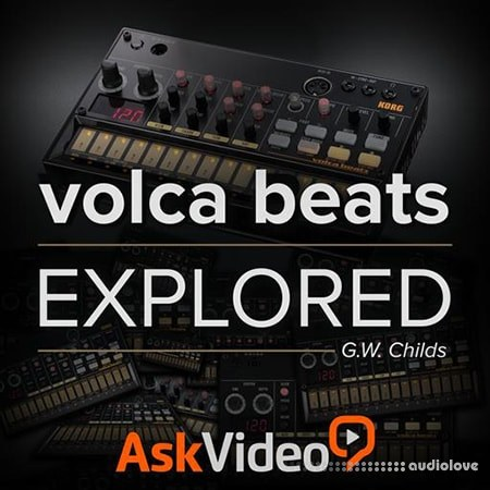 Ask Video volca 101 volca beats Explored TUTORiAL