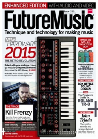 Future Music March 2015